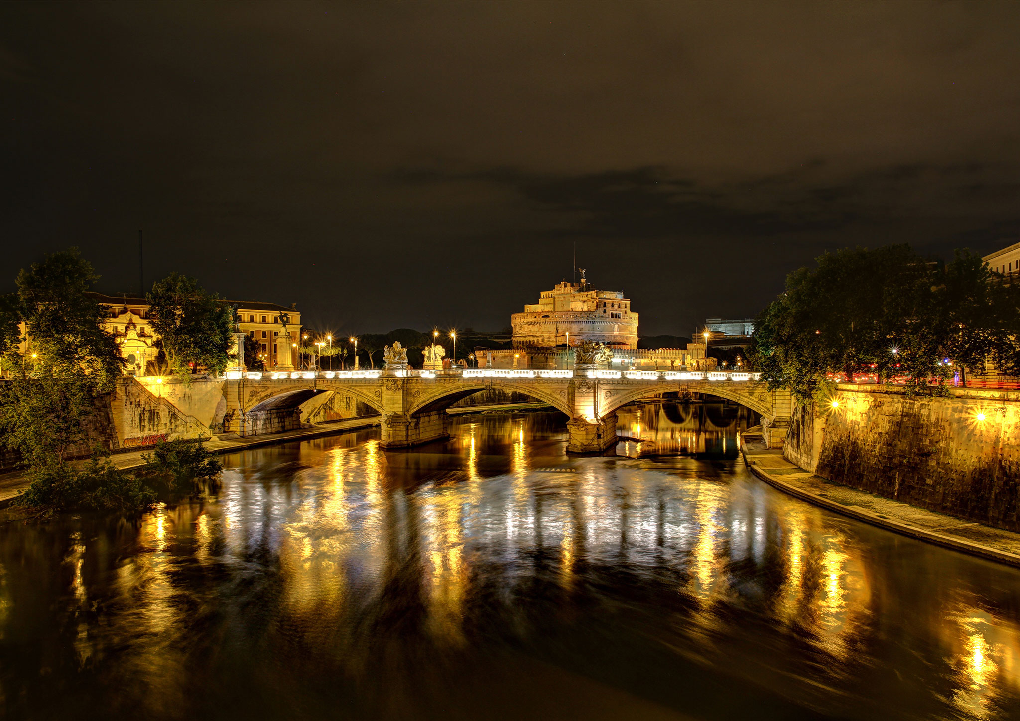 Castle Sant'Angelo, Rome, Italy