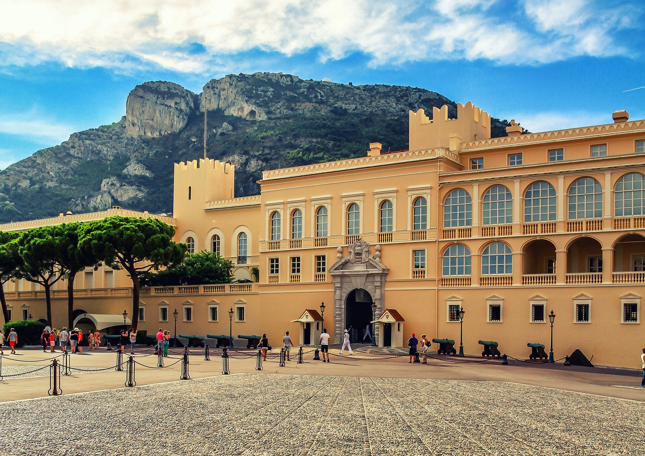 Prince's Palace of Monaco, Monaco