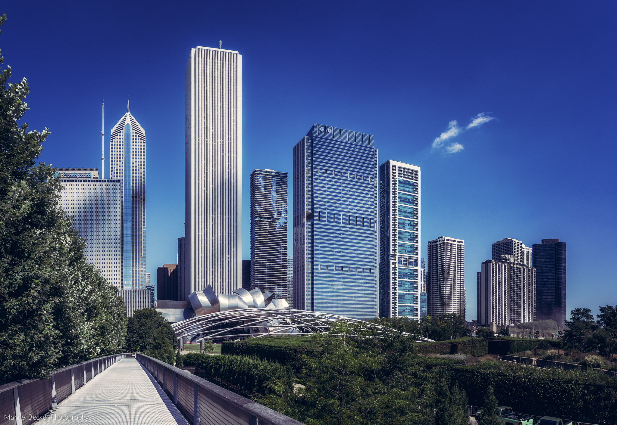 Millennium Park, Chicago, USA