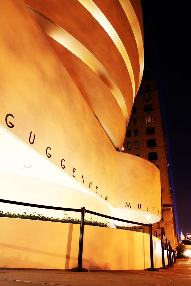 Guggenheim Museum, New York City, USA