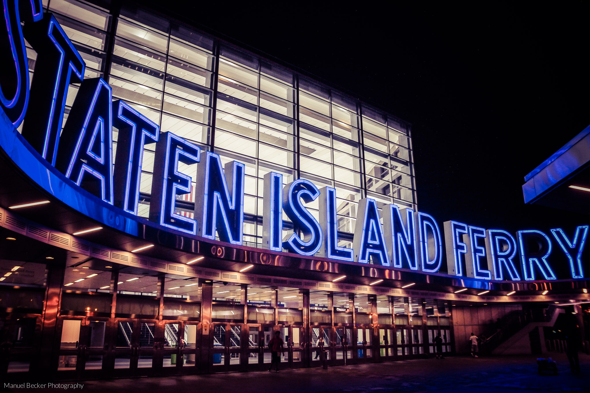 Staten Island Ferry, New York, USA