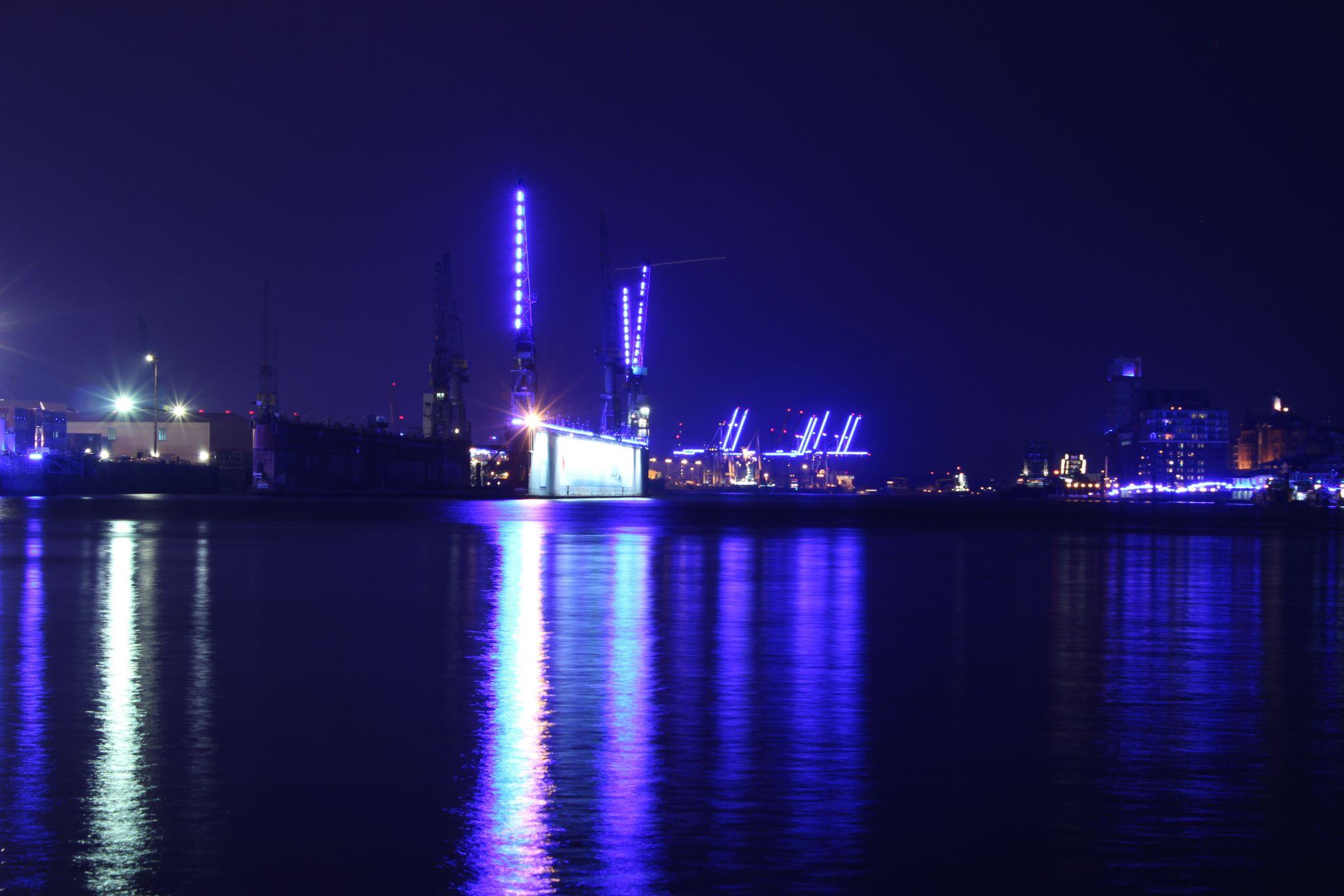 Harbor City Hamburg, Germany