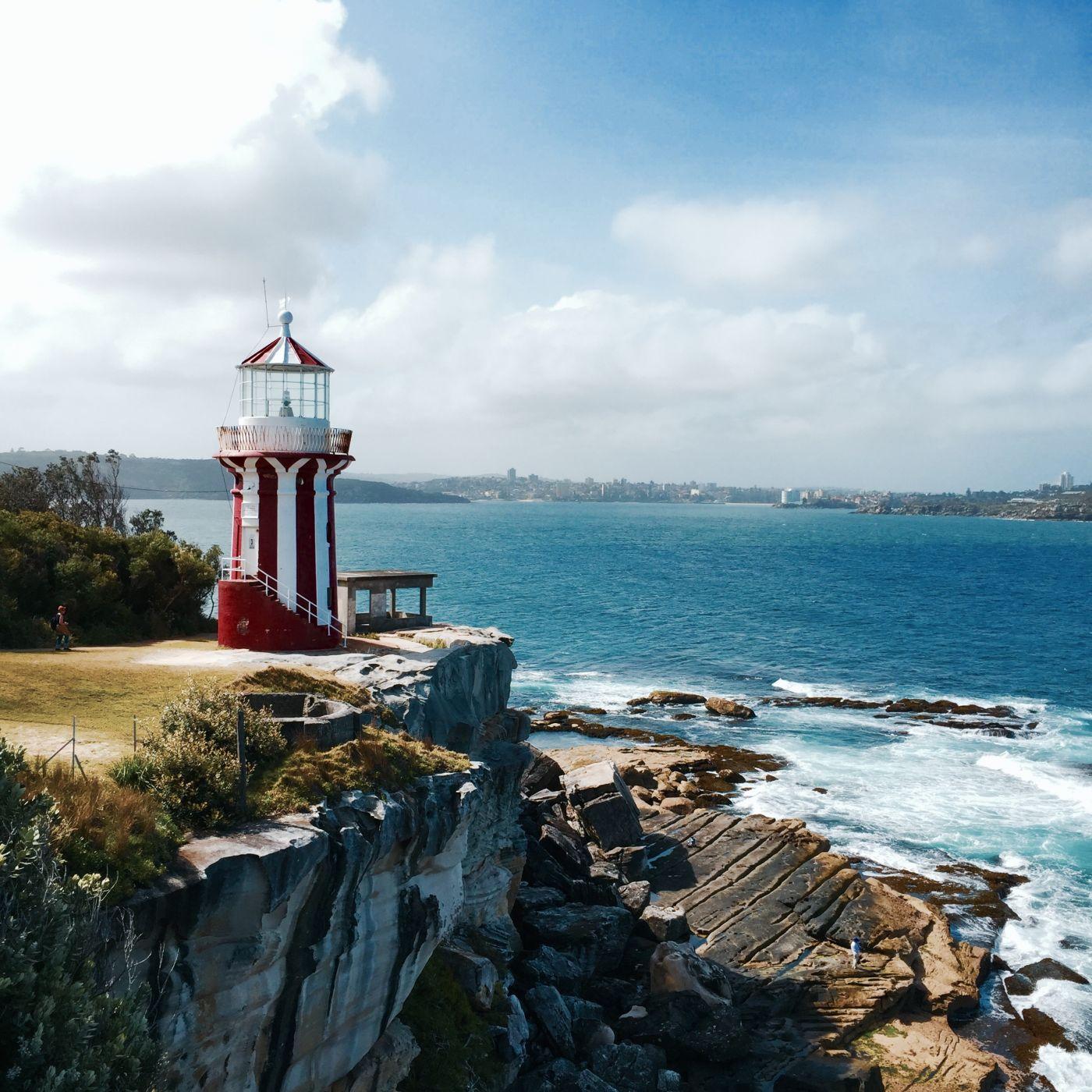 Hornby Lighthouse, Australia