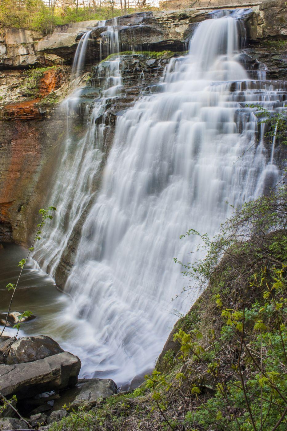 Brandywine Falls, USA