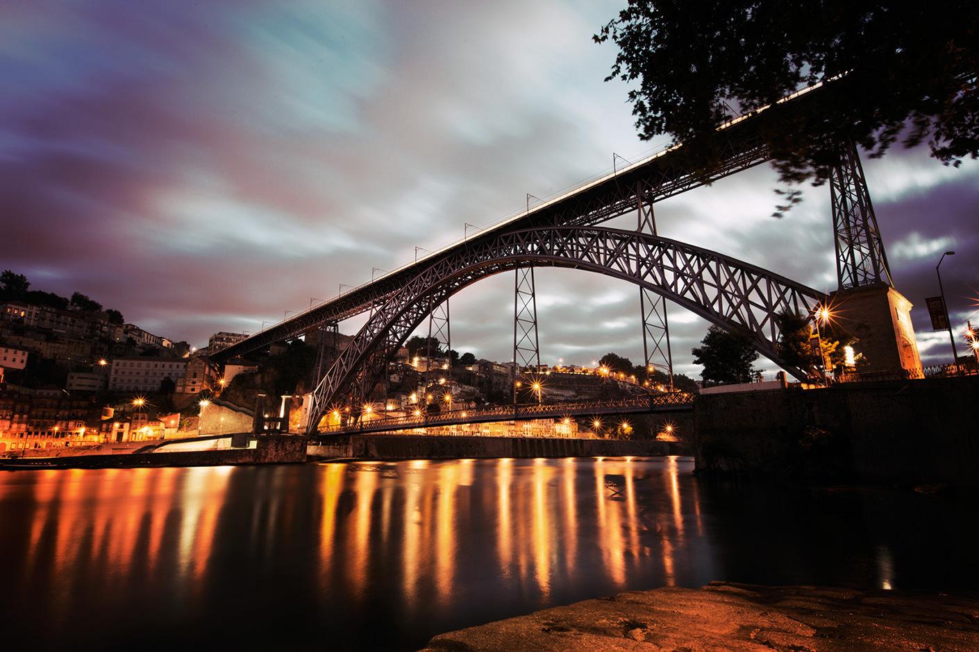 Ponte D. Luis, Portugal