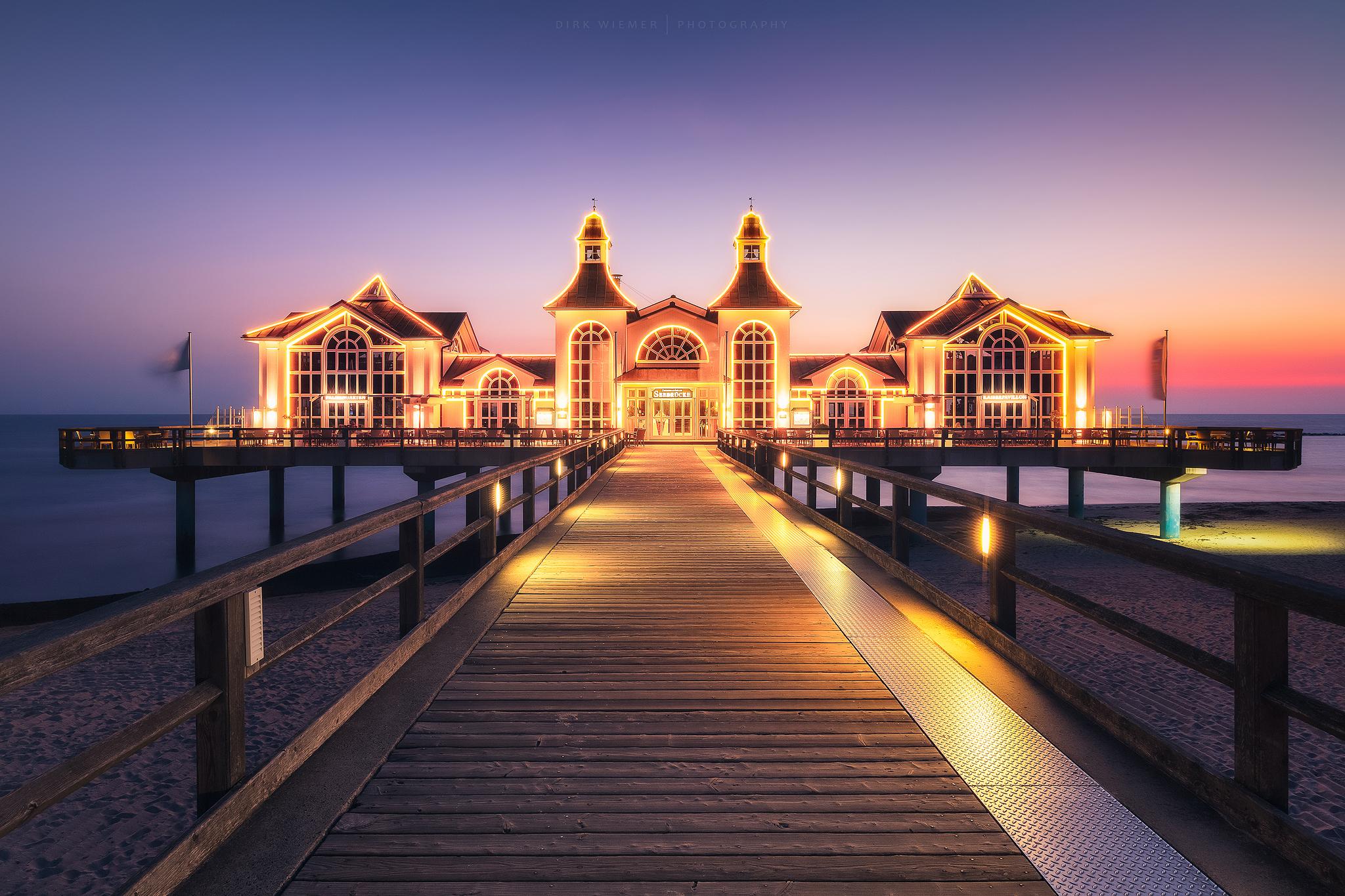 Sellin Pier, Germany