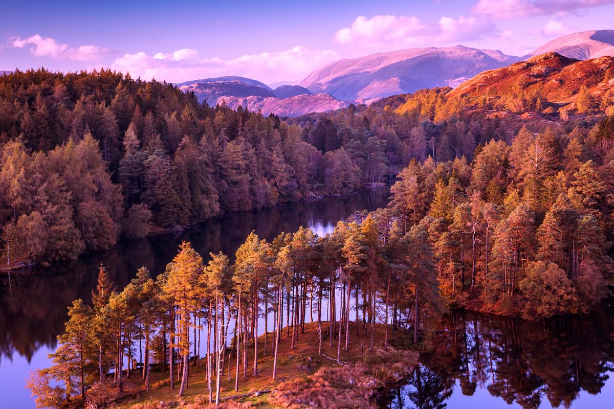 Tarn Hows, United Kingdom