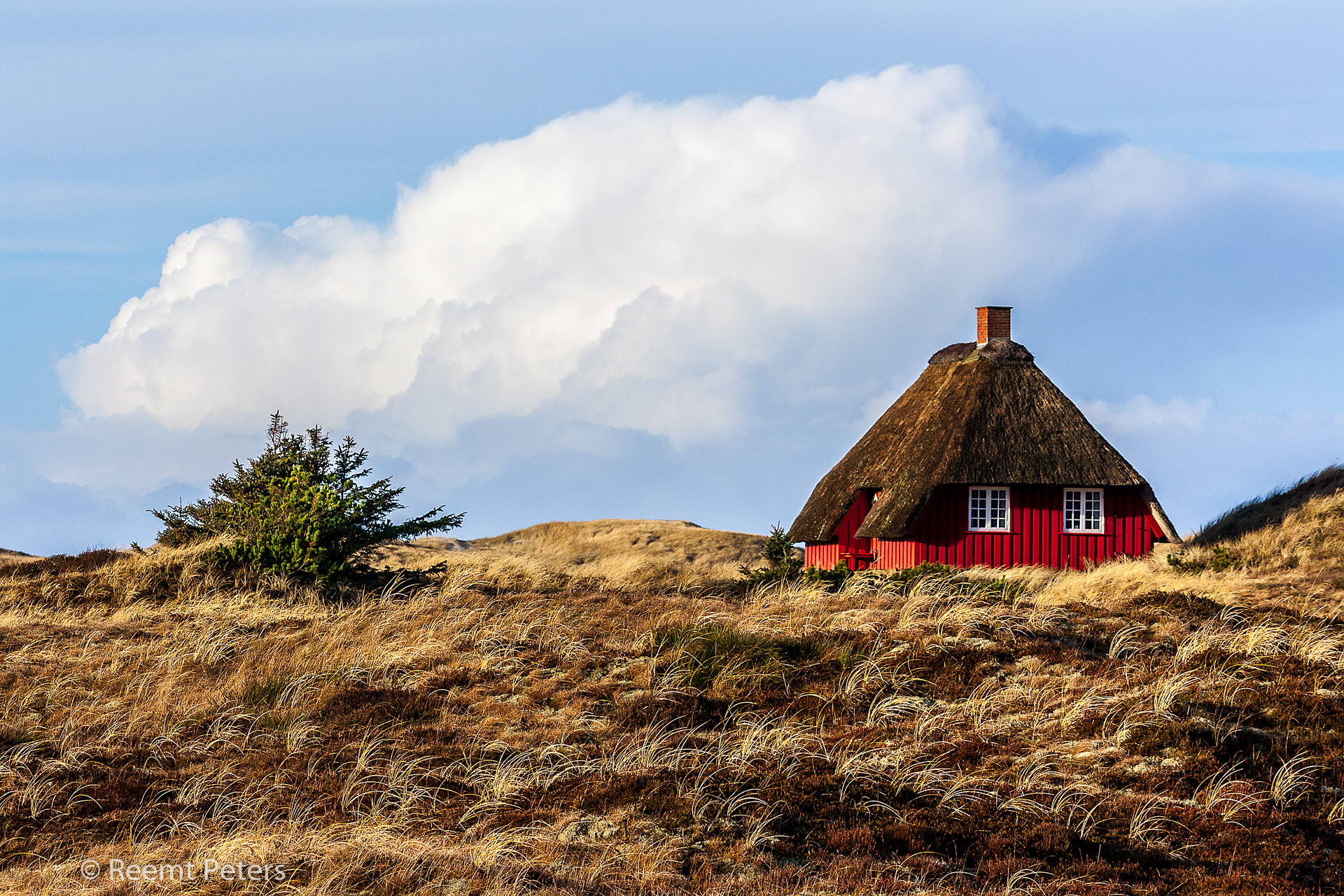 Traditional houses, Denmark