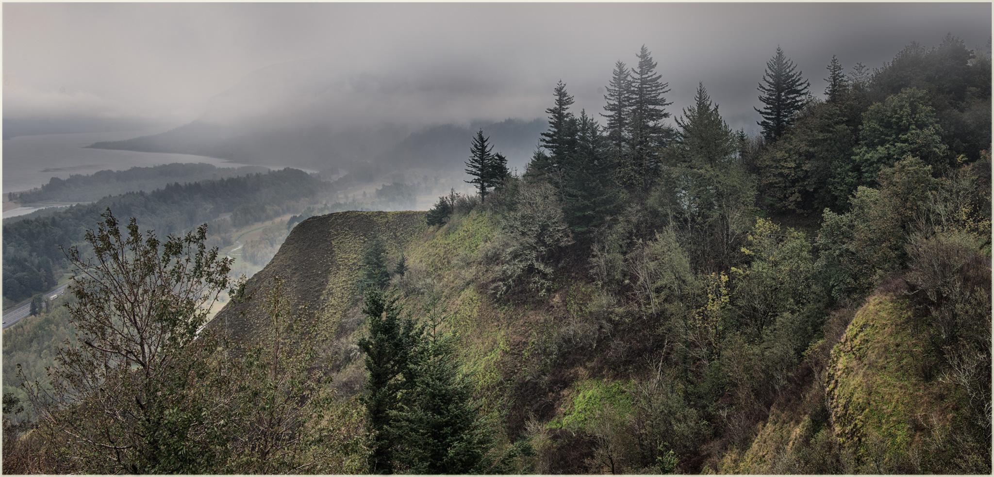 Vista House view, USA