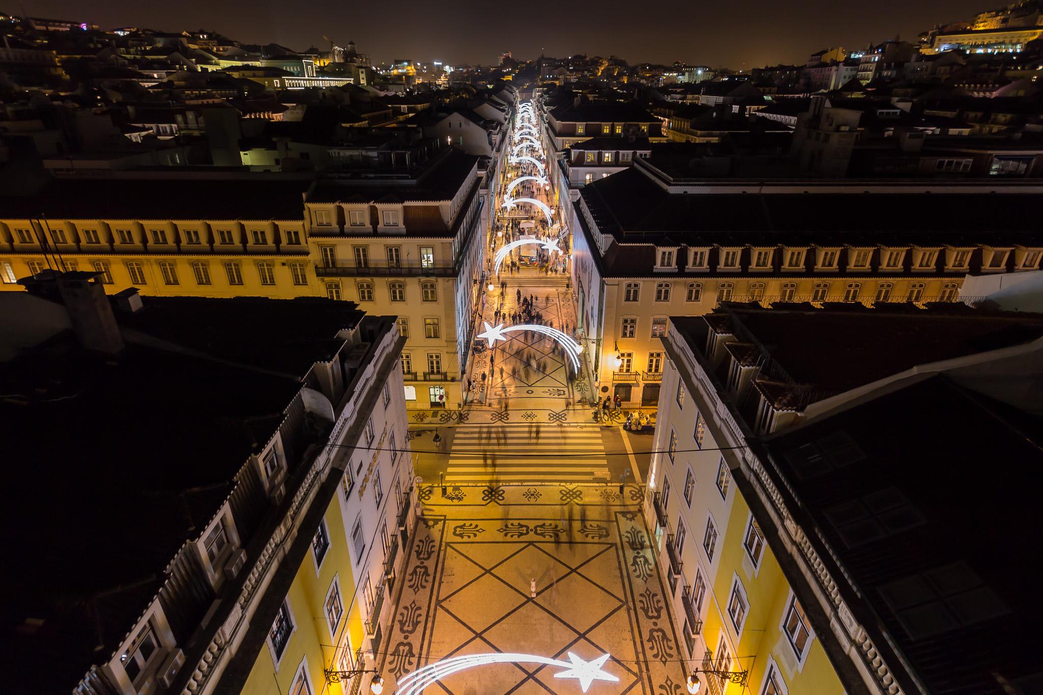 Augusta Street Arch, Portugal