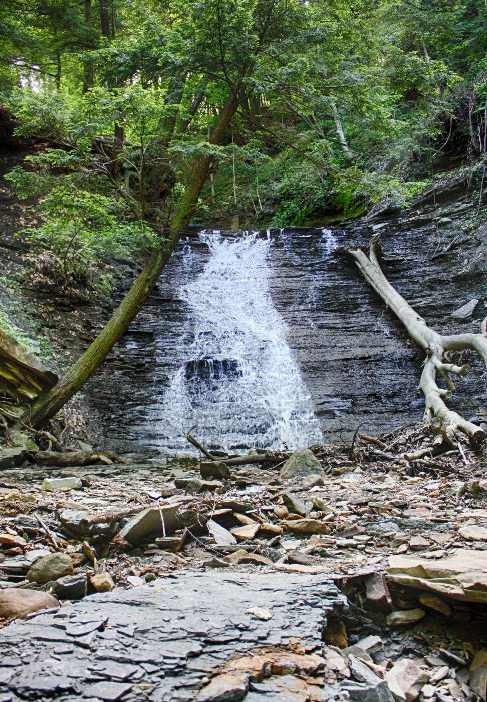 Buttermilk Falls, USA