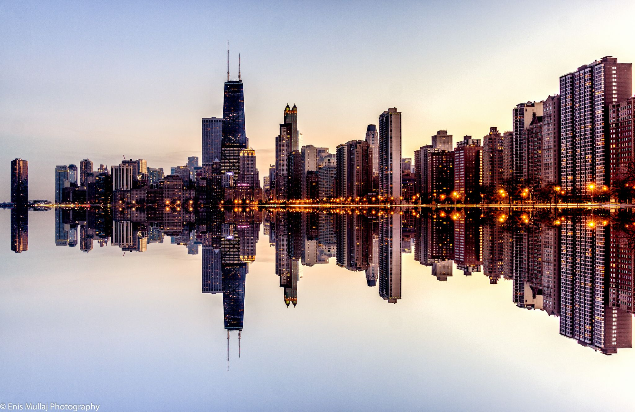 Chicagos Reflection, USA