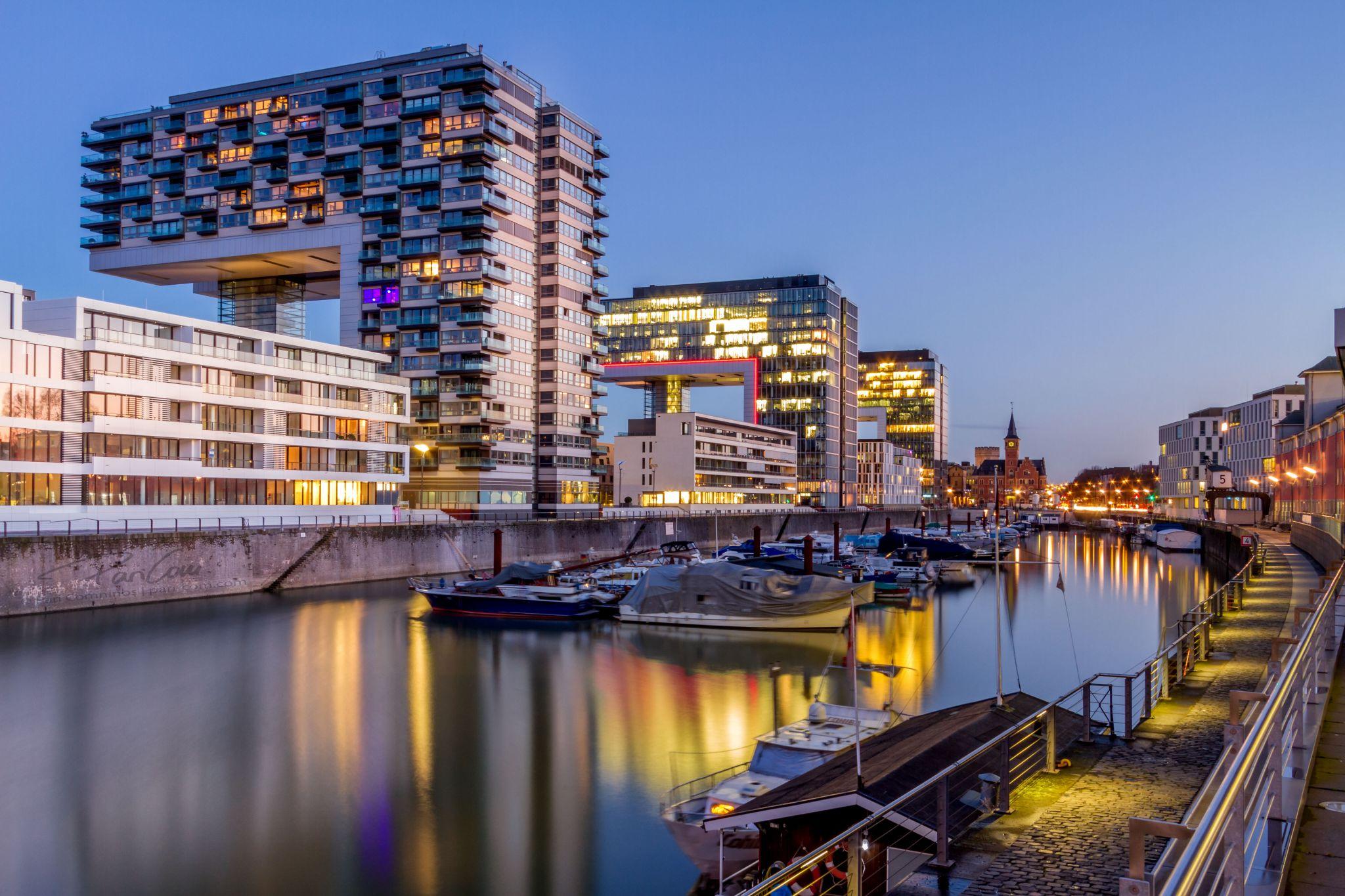 Cologne Marina, Germany