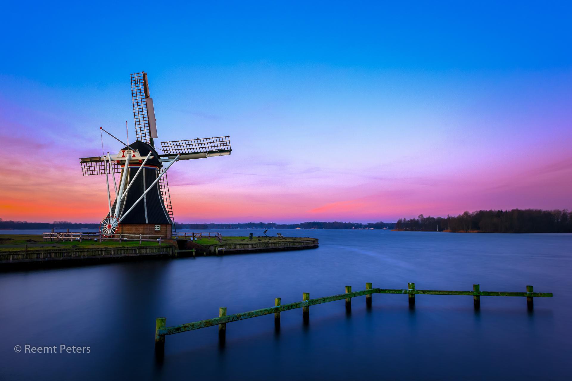 De Helper Molen, Netherlands