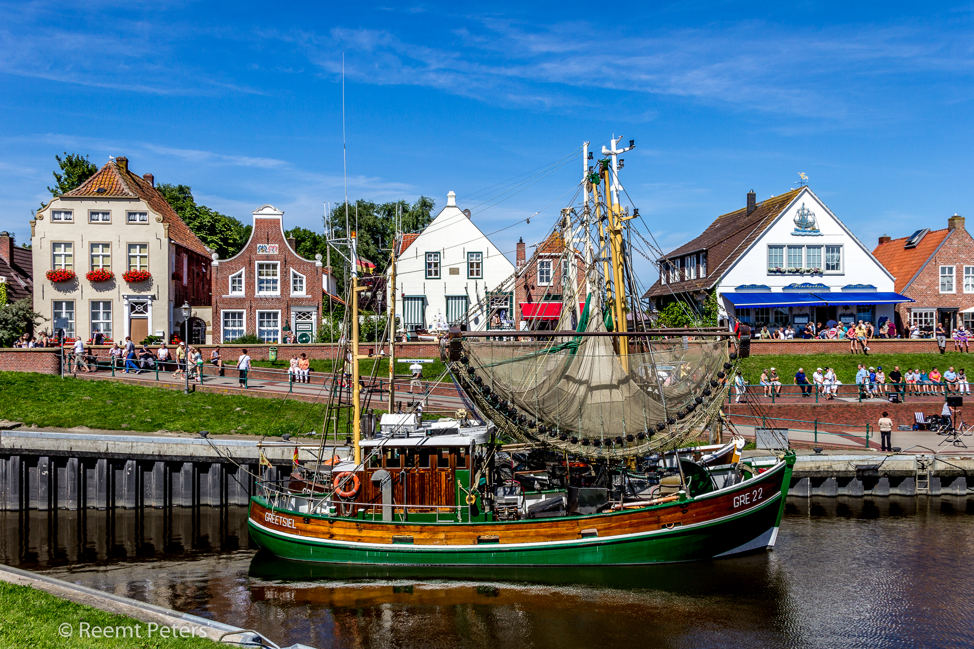 Greetsiel, Germany