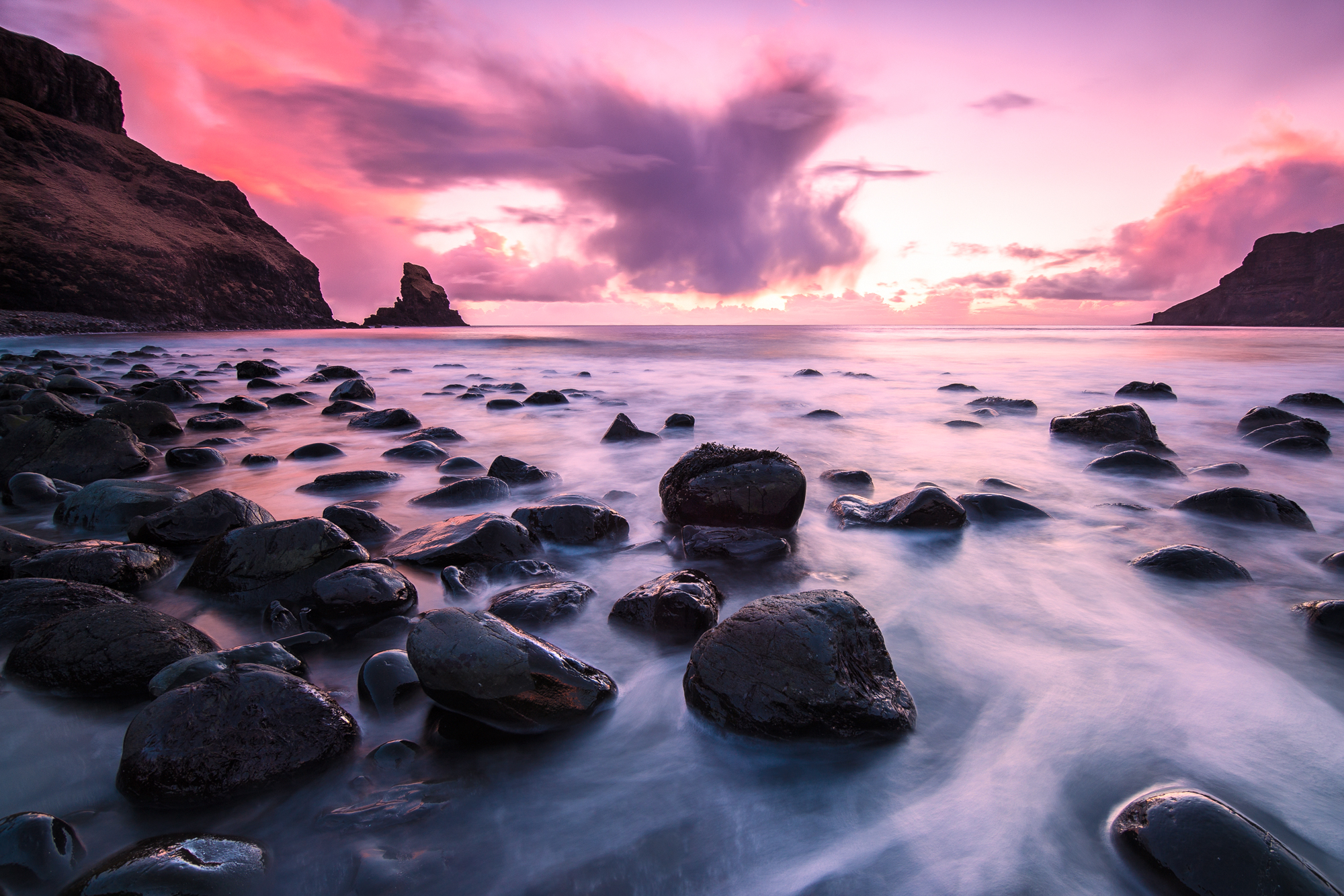 Talisker Bay, United Kingdom