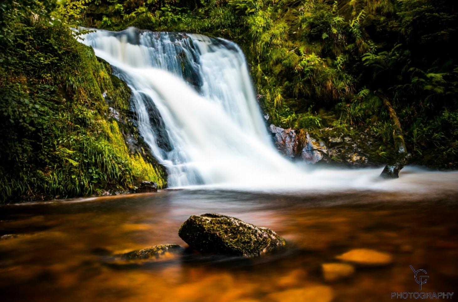 Waterfalls Allerheiligen, Germany