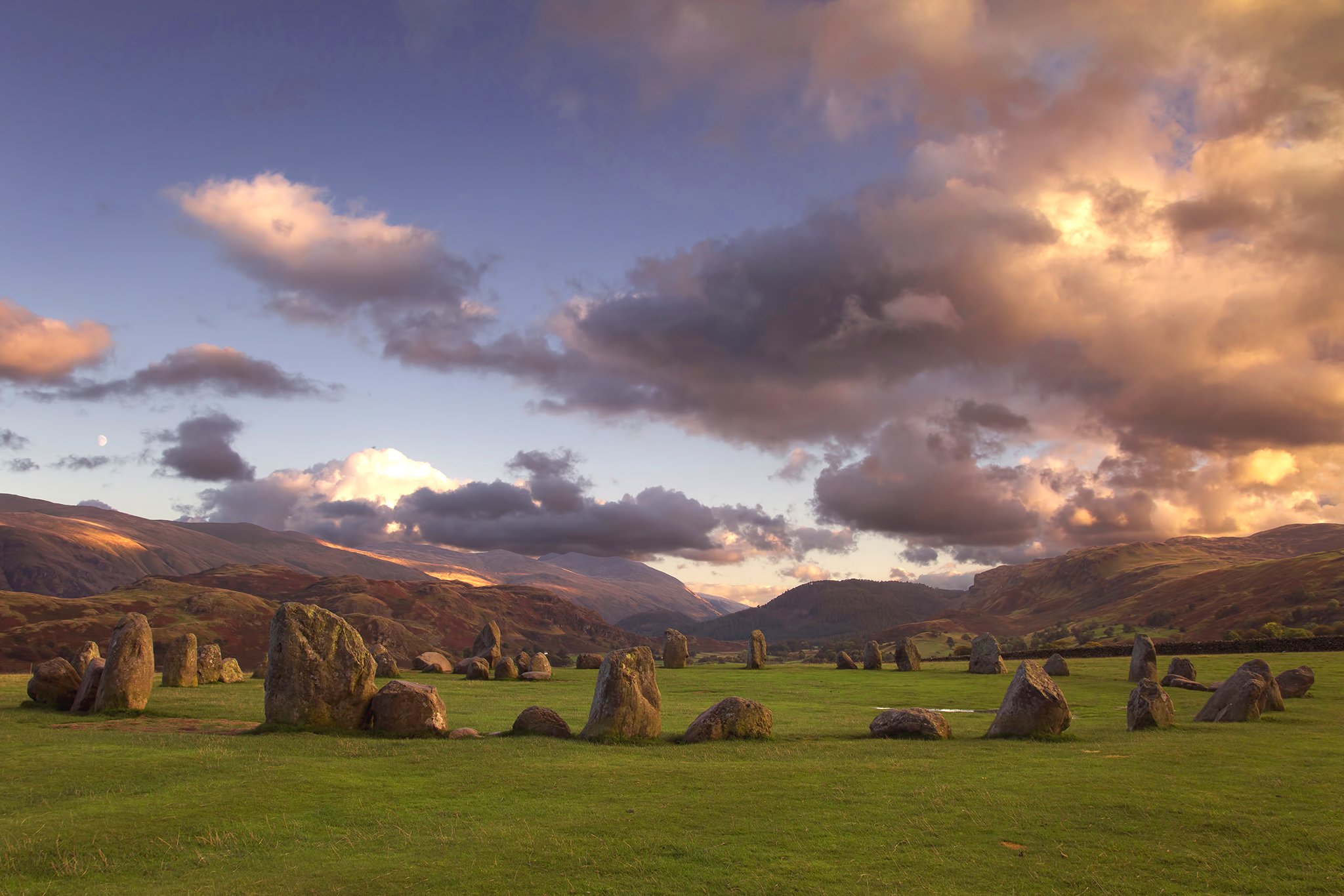 Castlerigg Stone Circle, United Kingdom