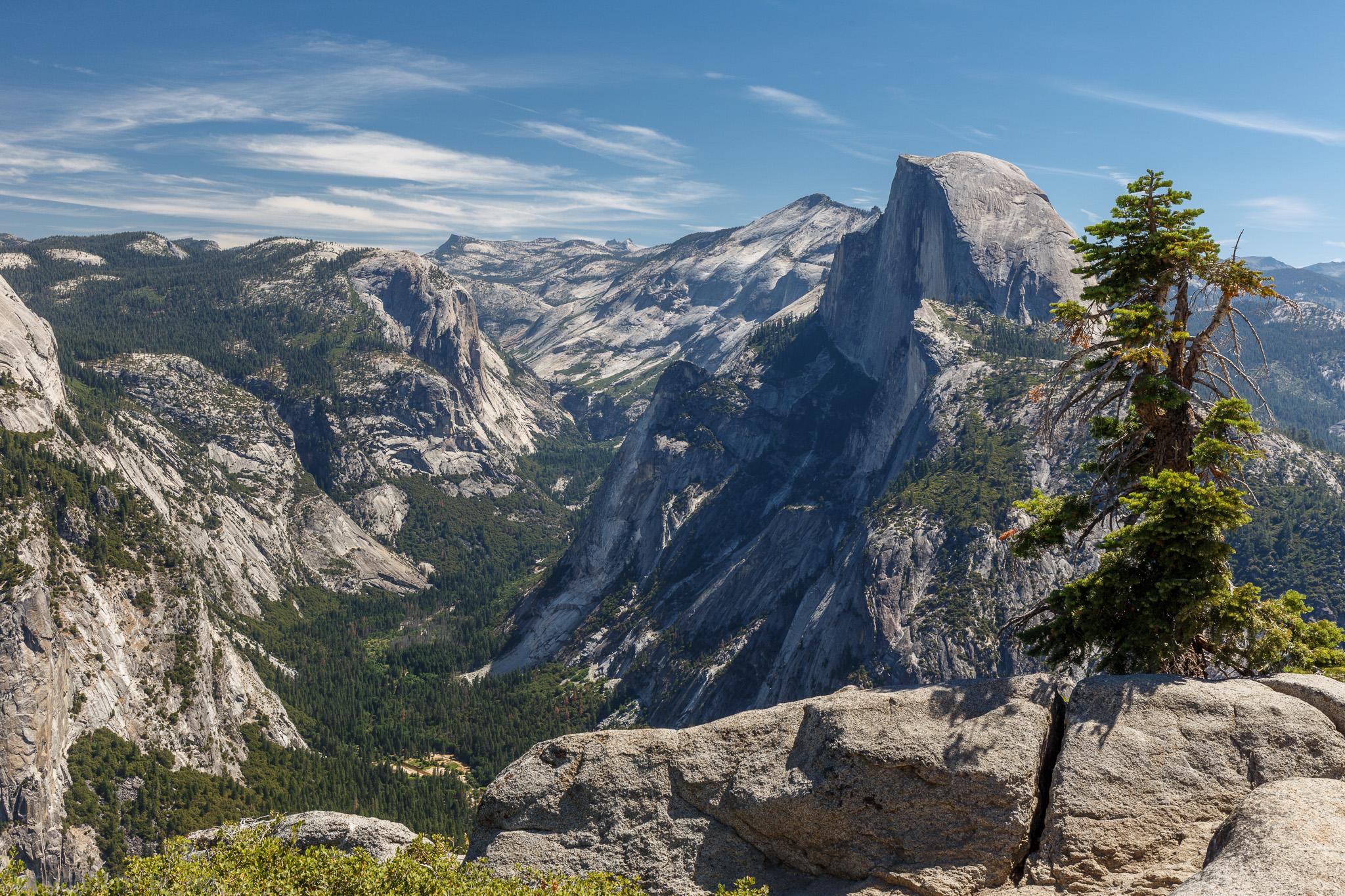 Glacier Point - Yosemite National Park, USA
