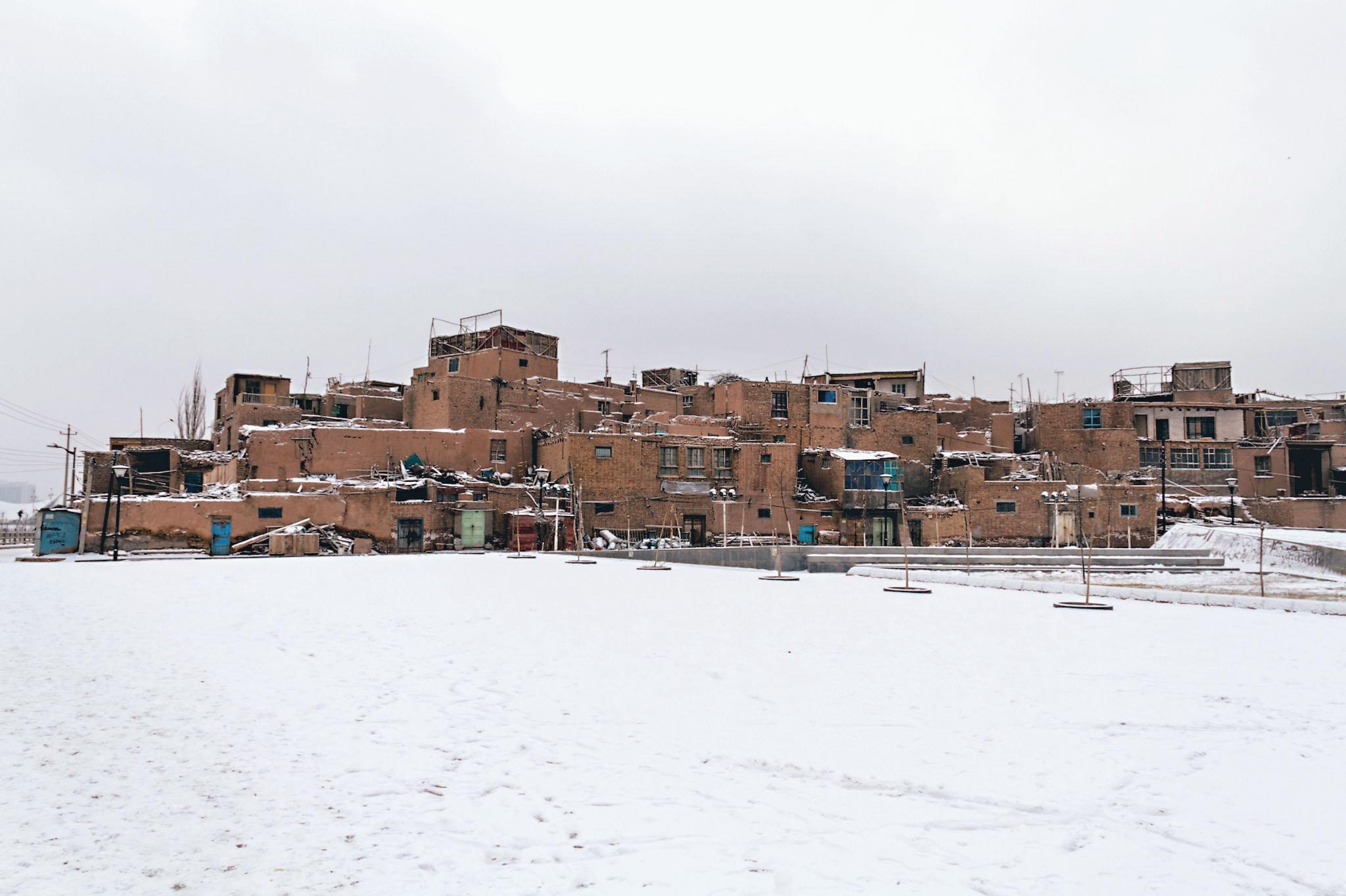 Kashgar Old Town, Xinjiang, China