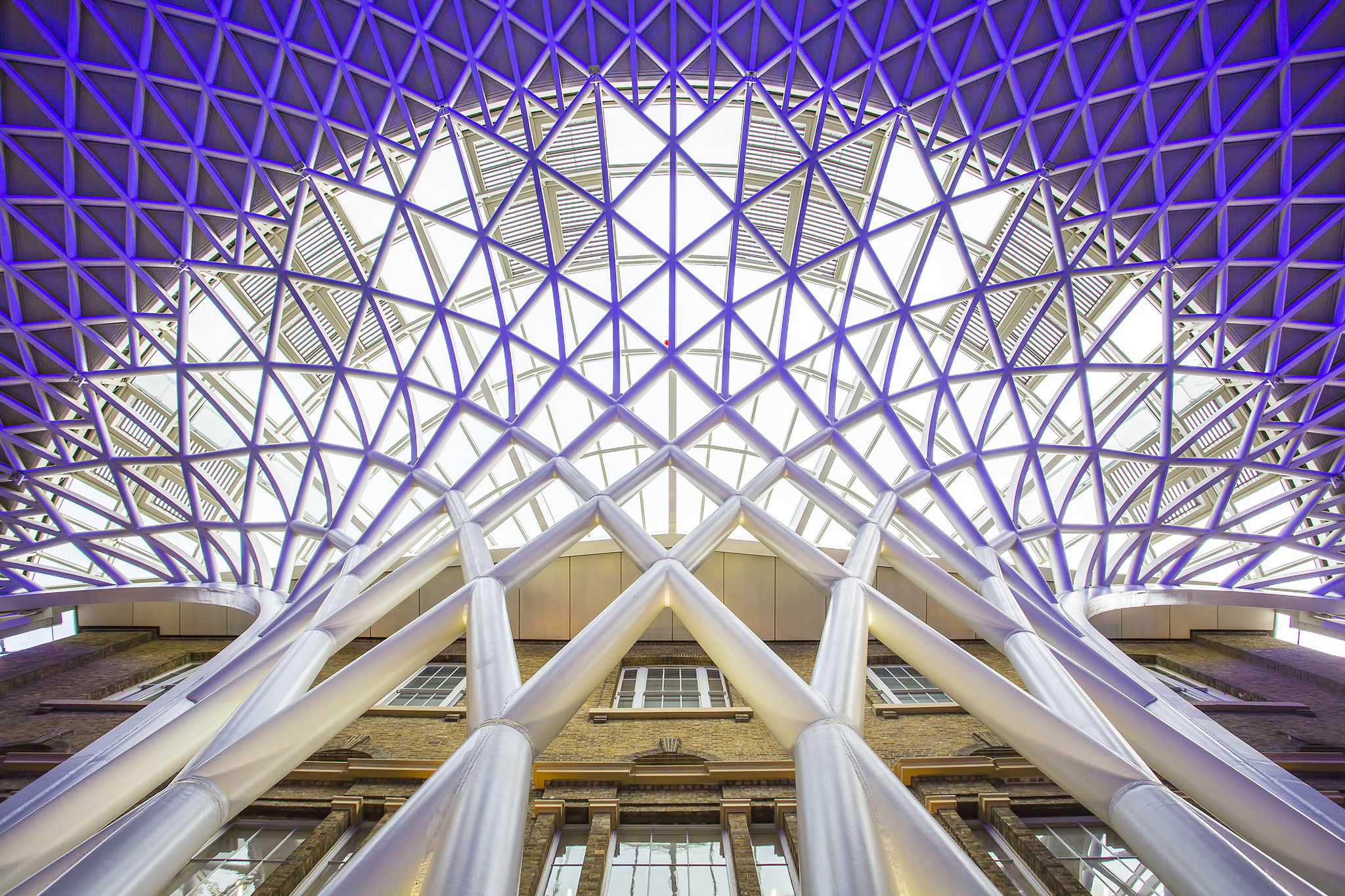 Kings Cross Main Line Station, United Kingdom