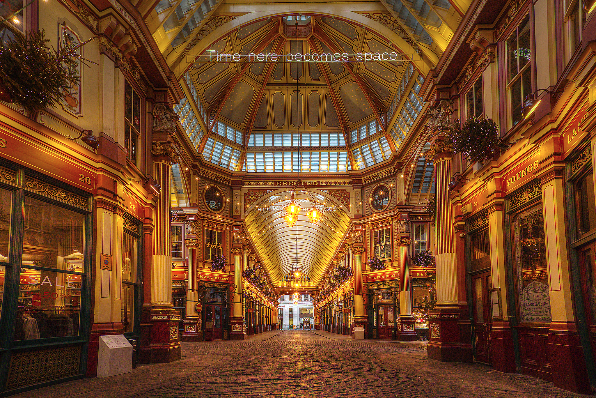 Leadenhall Market, United Kingdom