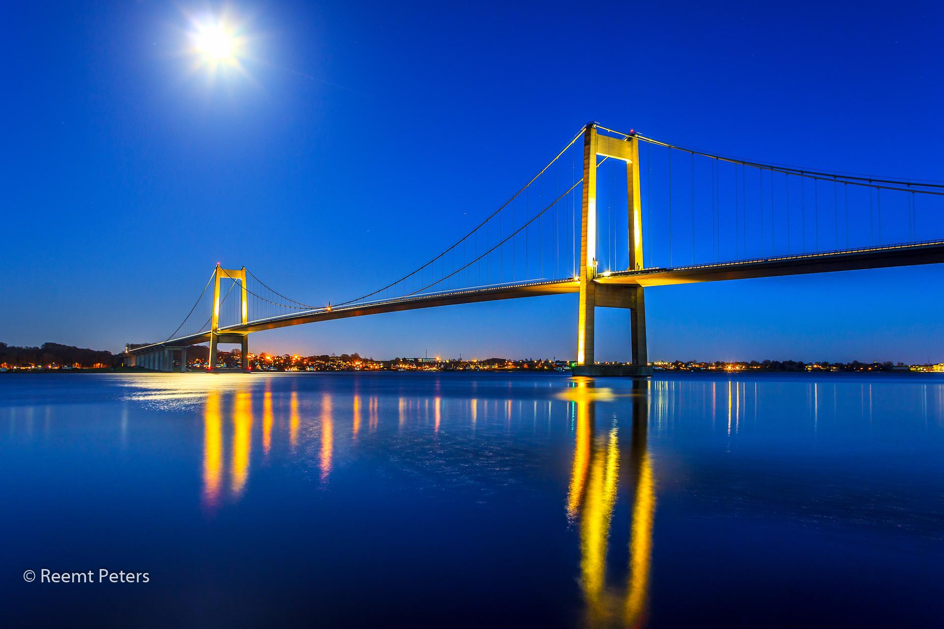 Ny Lillebæltsbro, Denmark