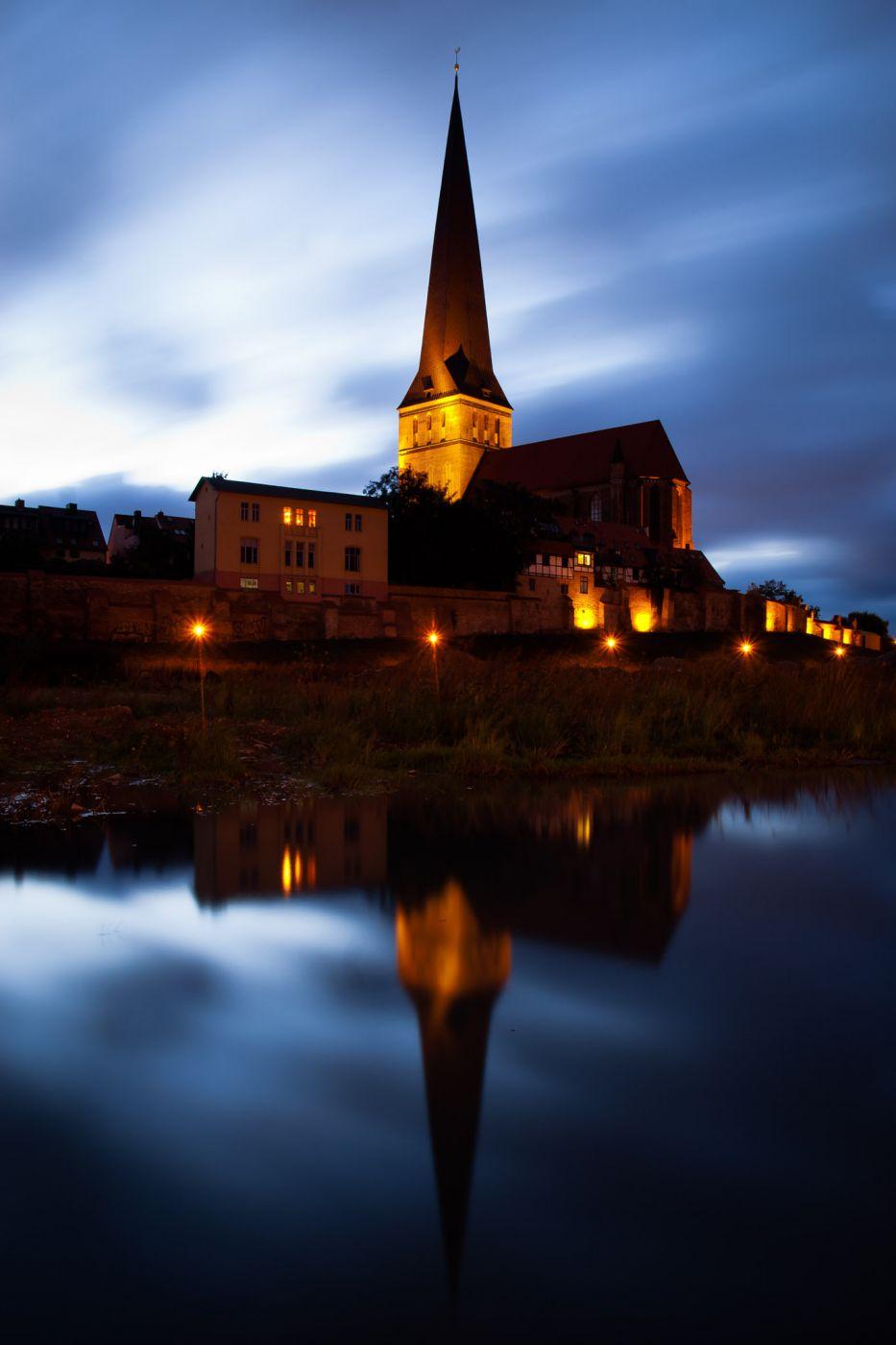 Petrikirche Rostock, Germany