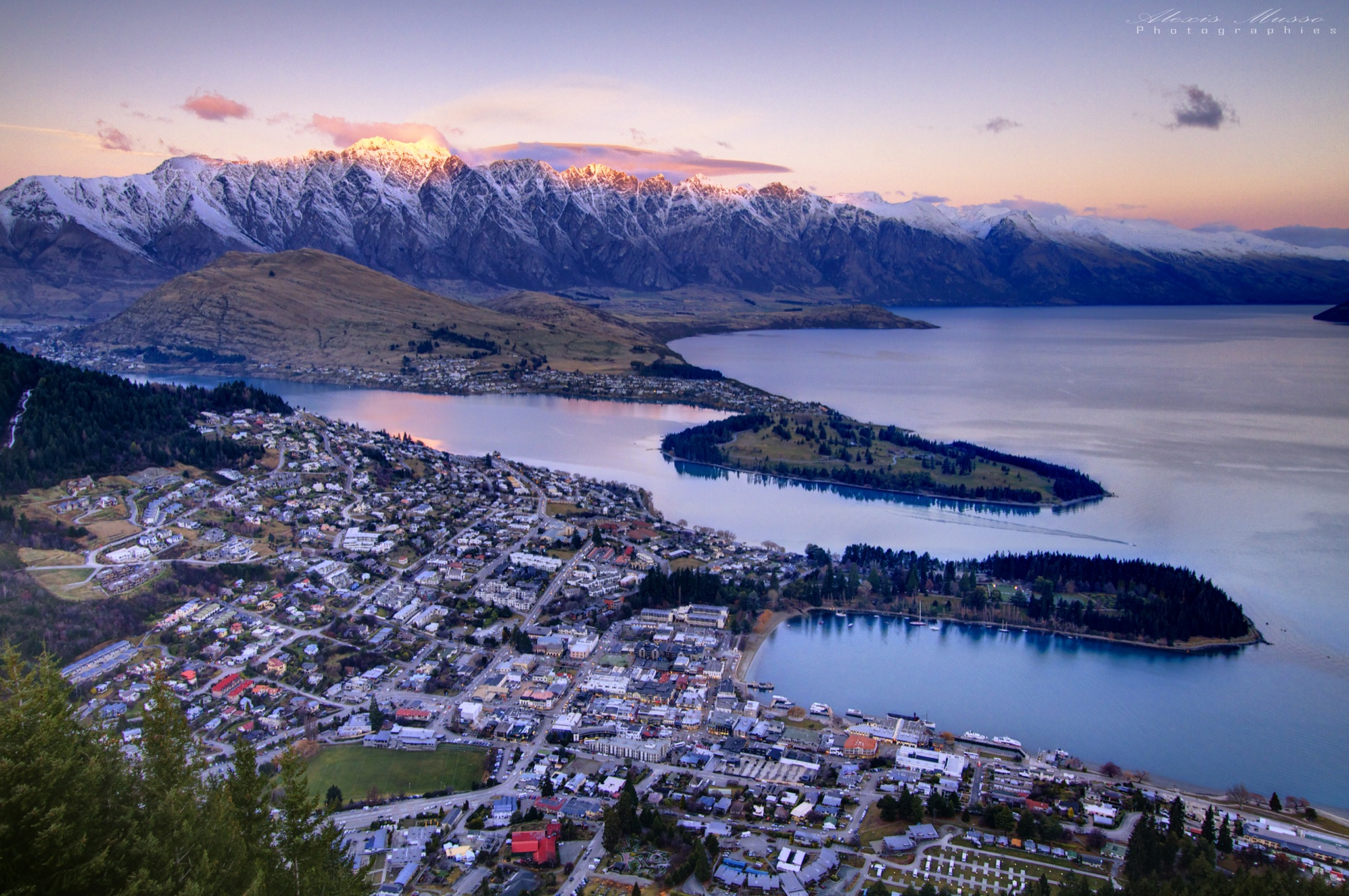 Queenstown - Skyline, New Zealand