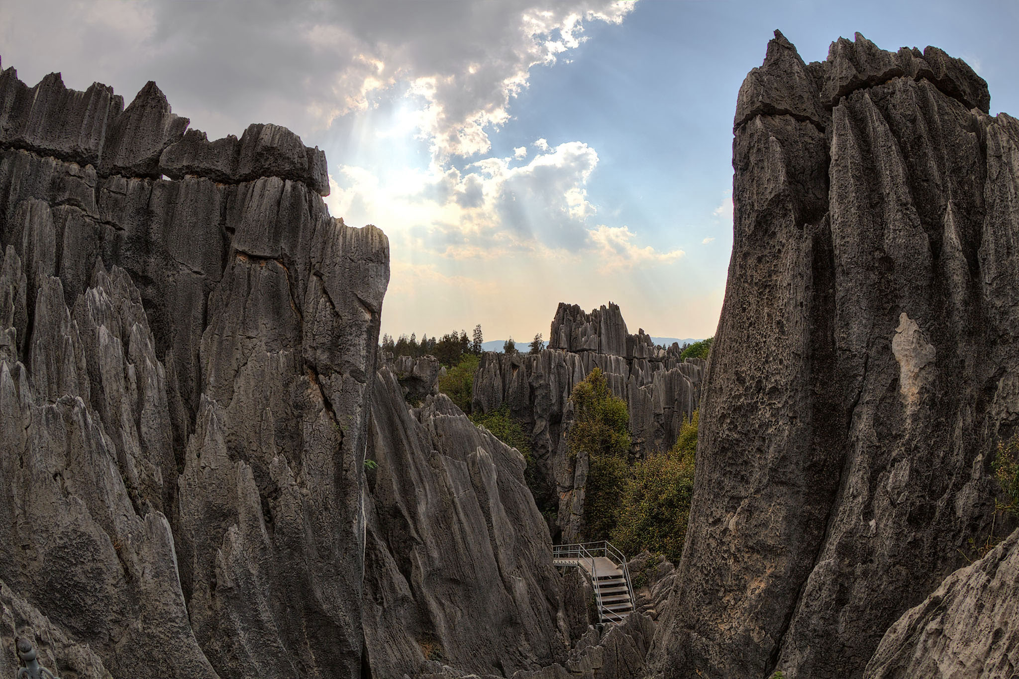 Shilin Stone Forest, Yunnan, China