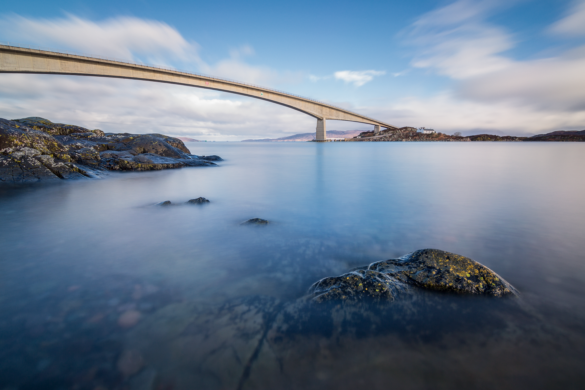 Skye Bridge, United Kingdom