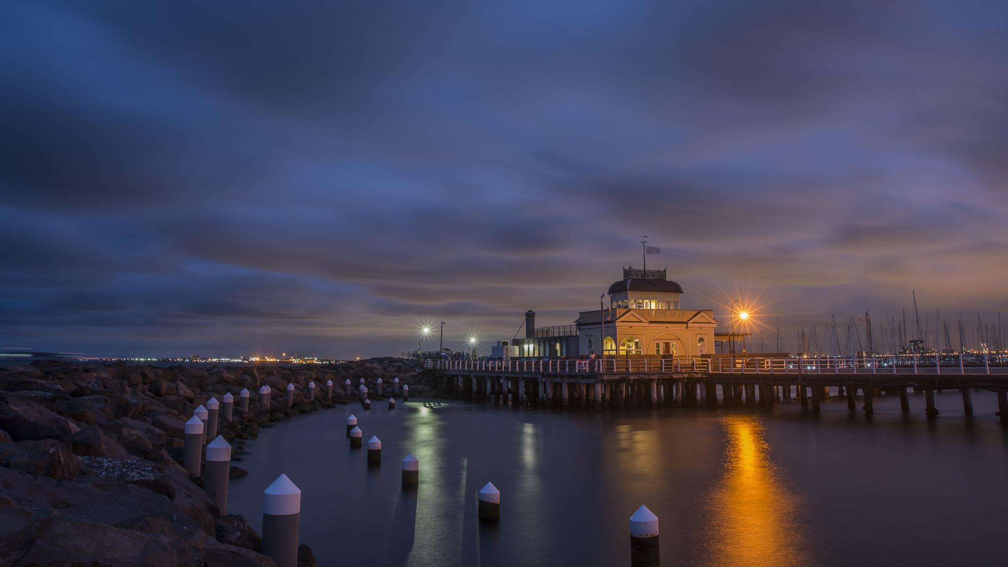 St.Kilda Pier, Australia