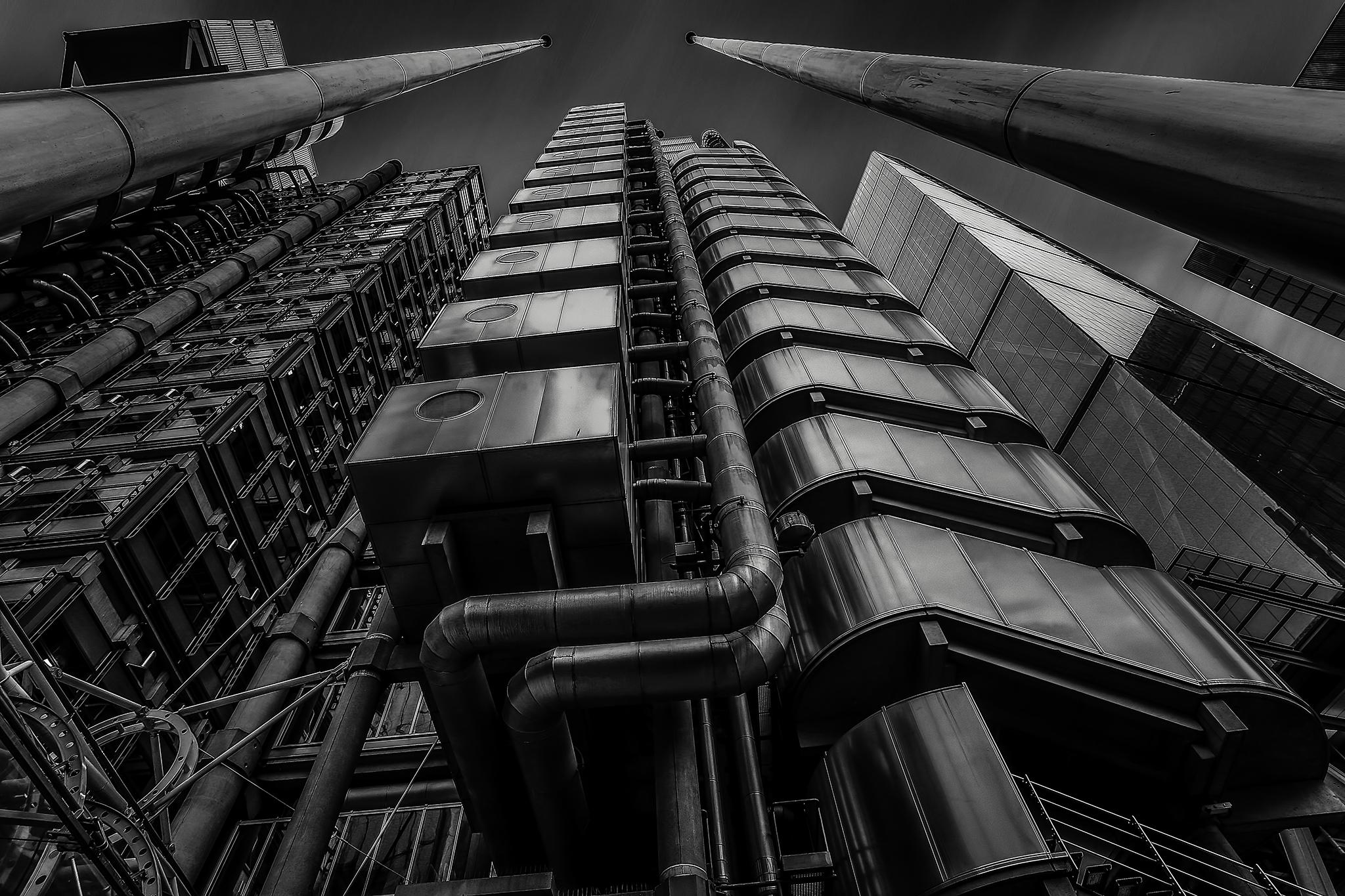 The Lloyds Building, United Kingdom