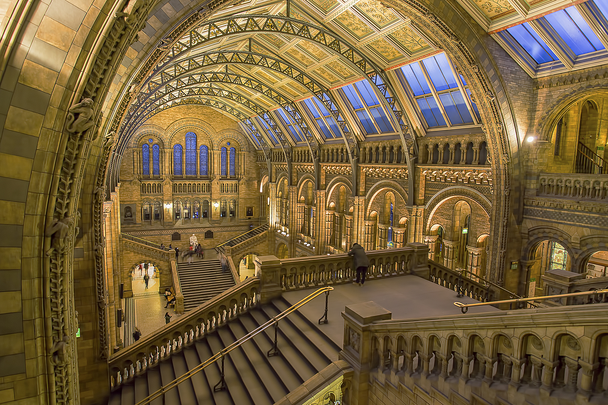 The Natural History Museum, United Kingdom
