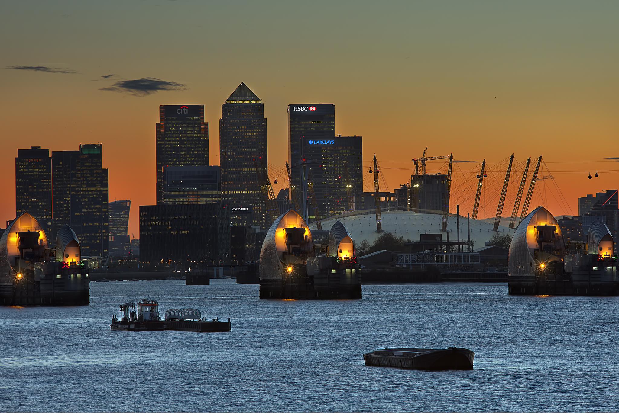 The Thames Barrier 2, United Kingdom