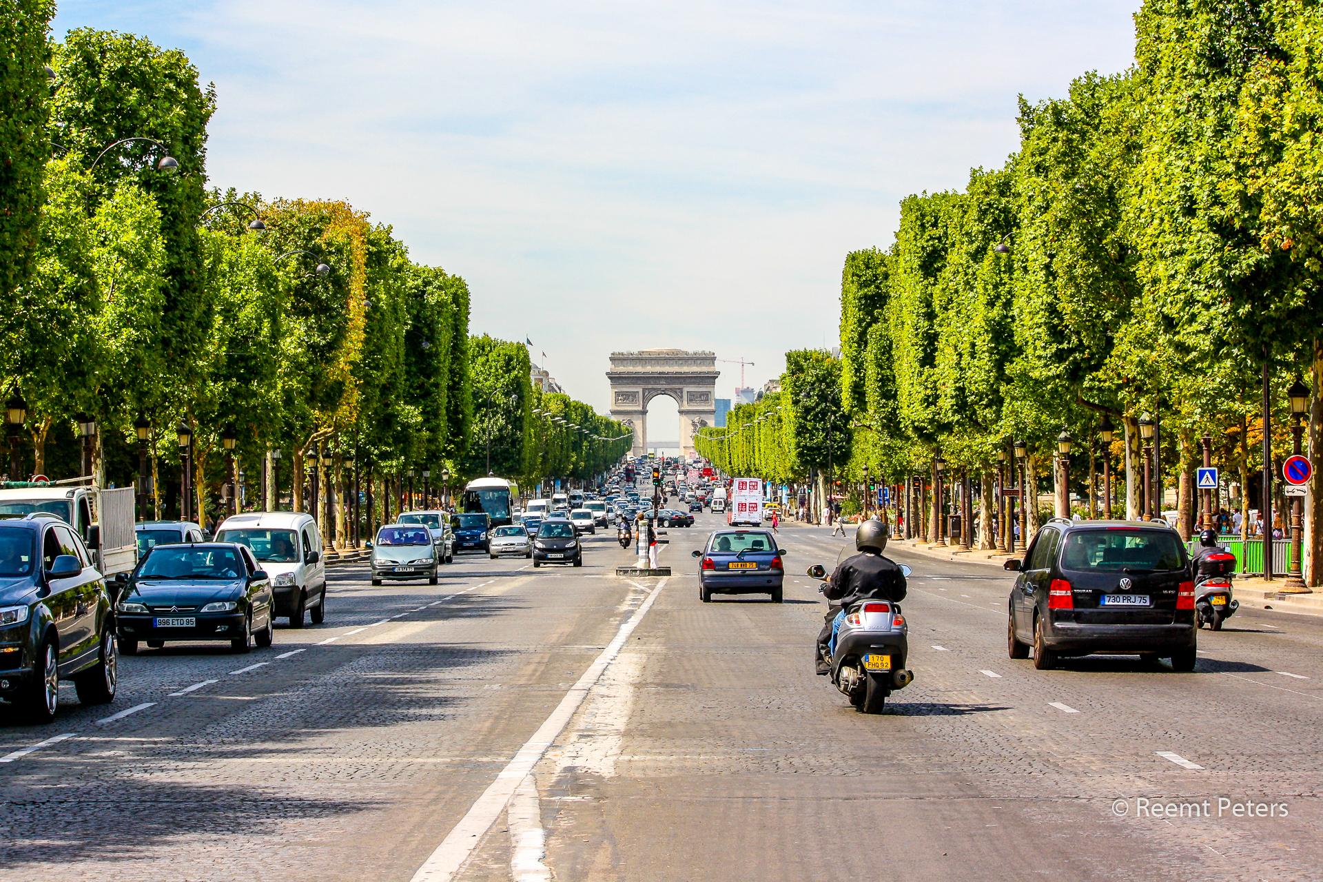Av. des Champs-Élysées, France