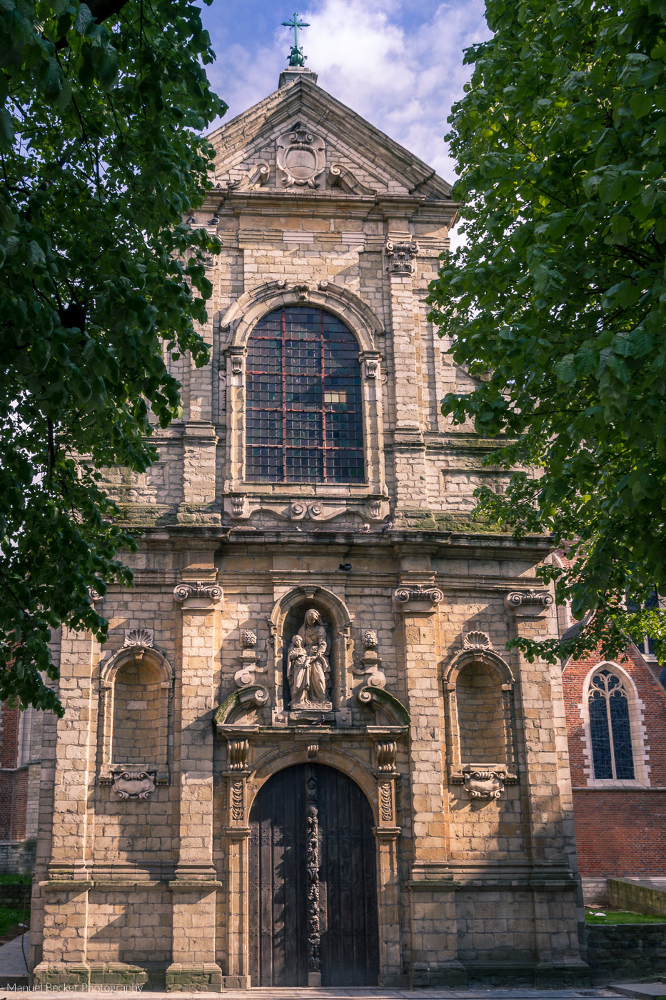 Eglise Sainte Marie Madeleine, Brussels, Belgium