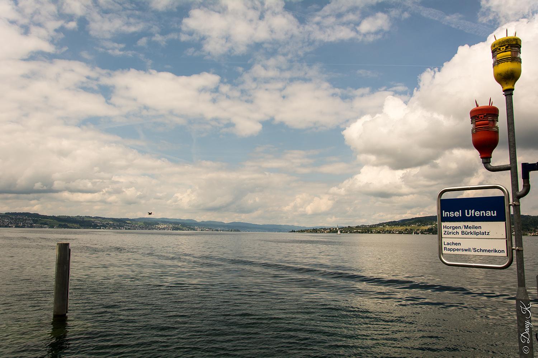 Insel Ufenau, Switzerland
