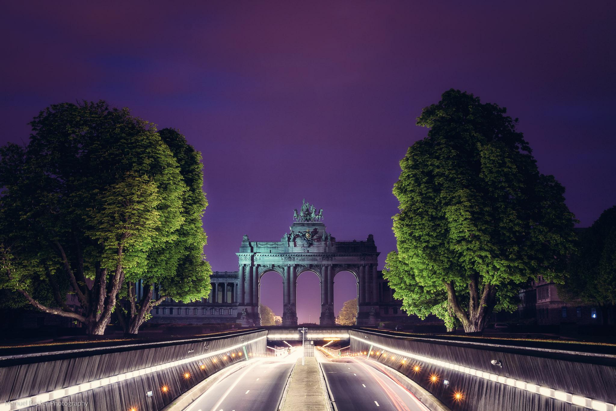 Jubelpark, Brussels, Belgium