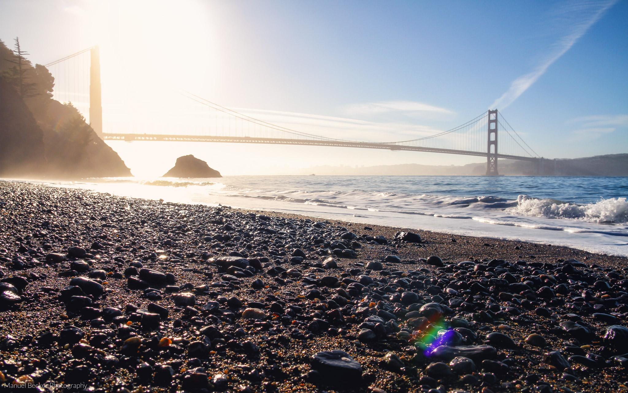 Kirby Cove, San Francisco, USA
