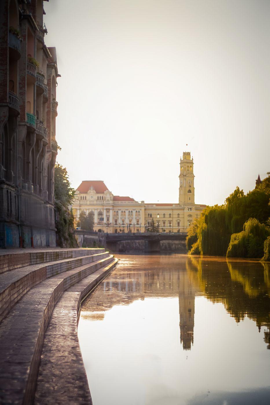Oradea City Hall, Romania