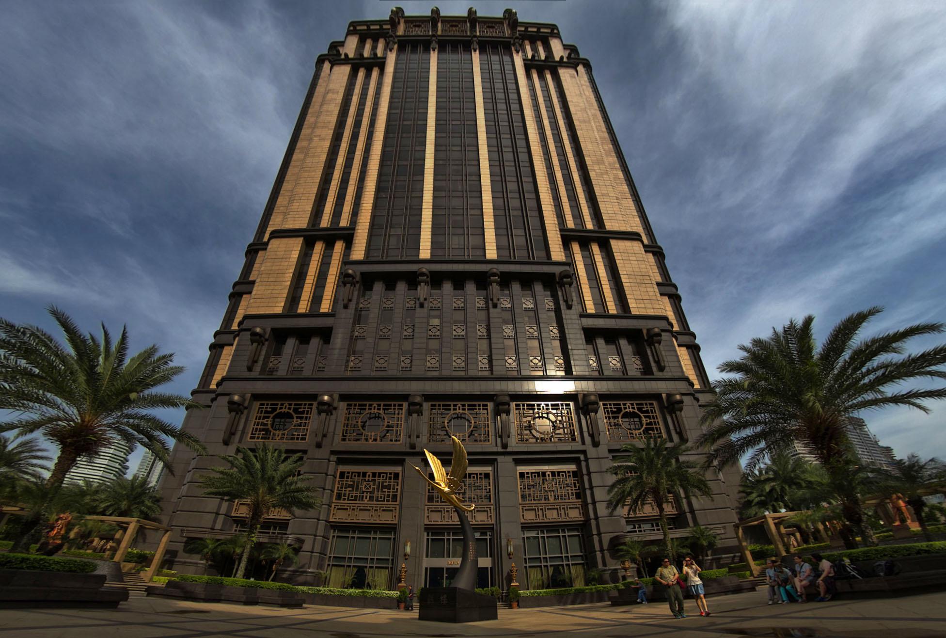 Parkview Square (aka. the Gotham Building), Singapore
