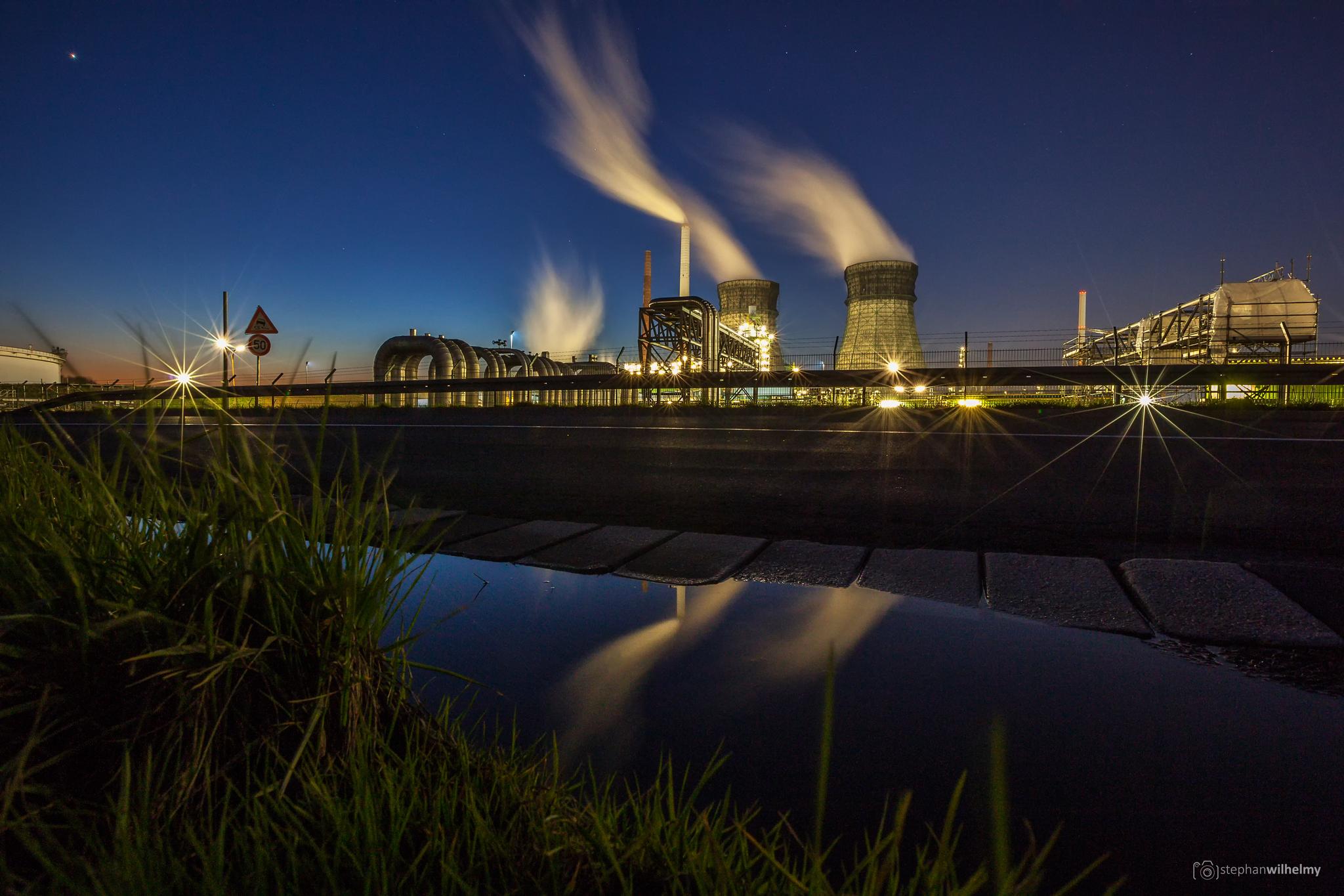Rheinland Raffinerie Nord, Germany