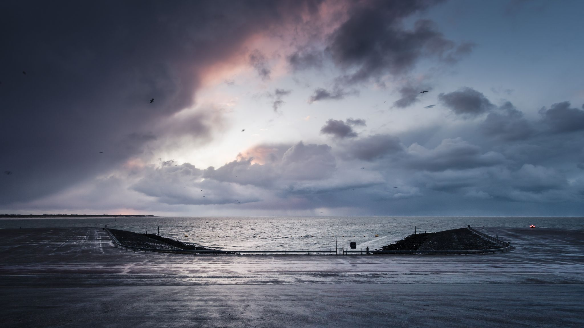 Storm, Netherlands