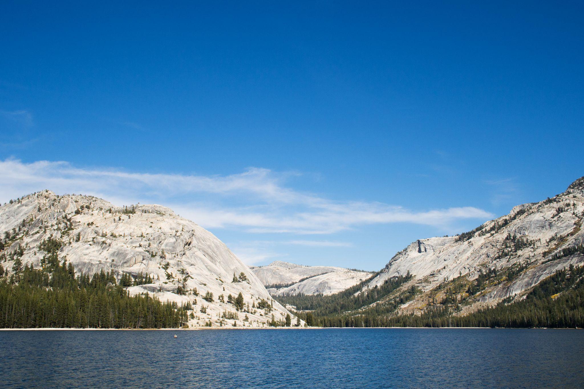Tenaya Lake, USA