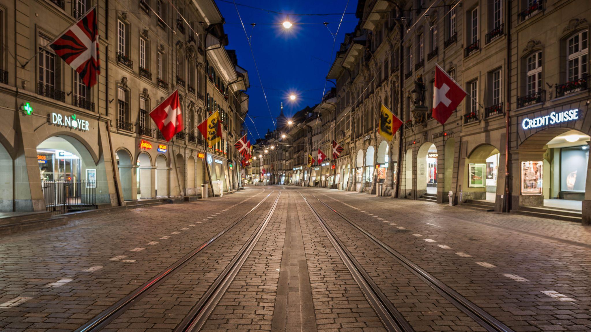 Altstadtgasse, Switzerland