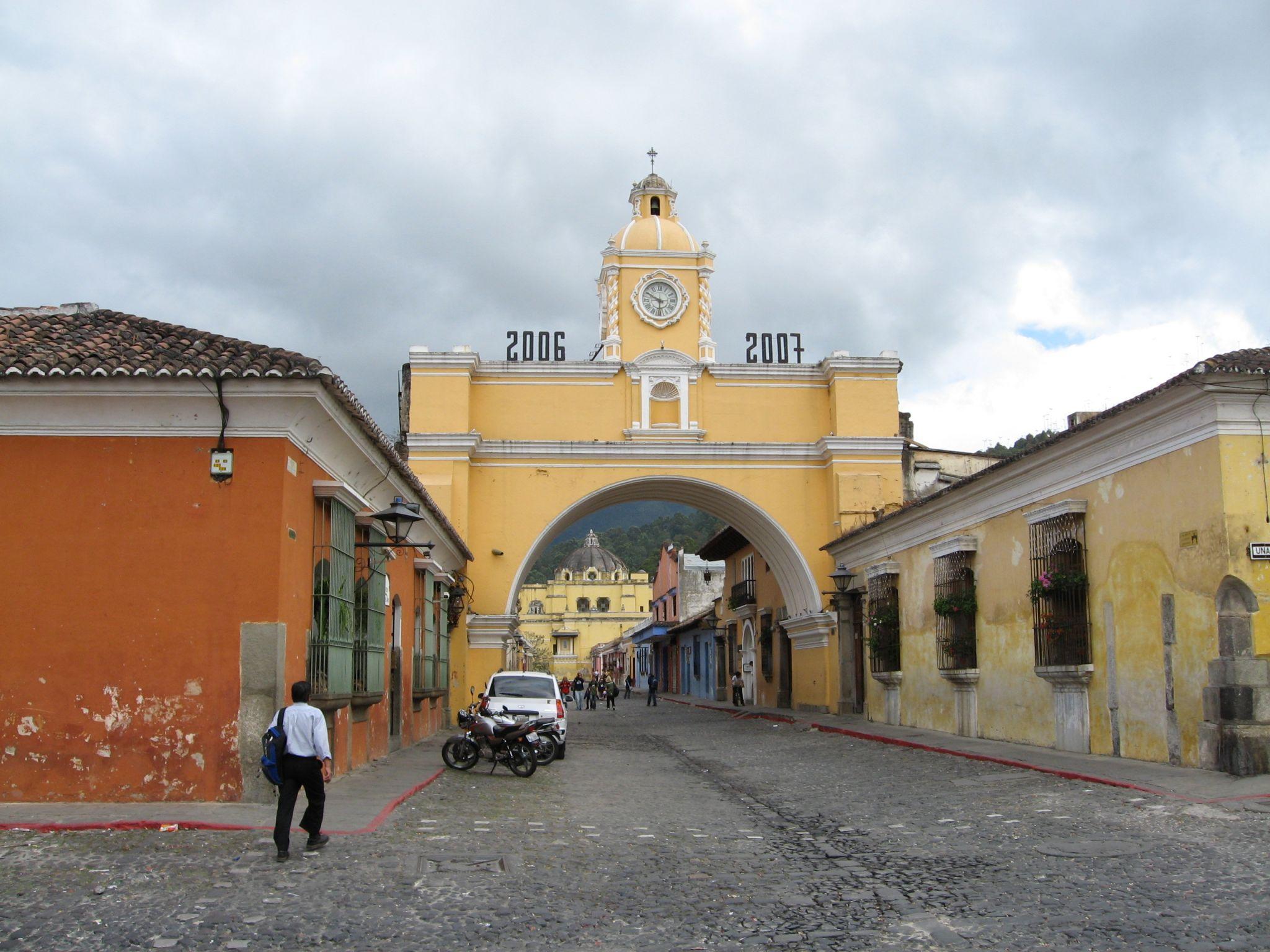 Antigua Guatemala City, Guatemala