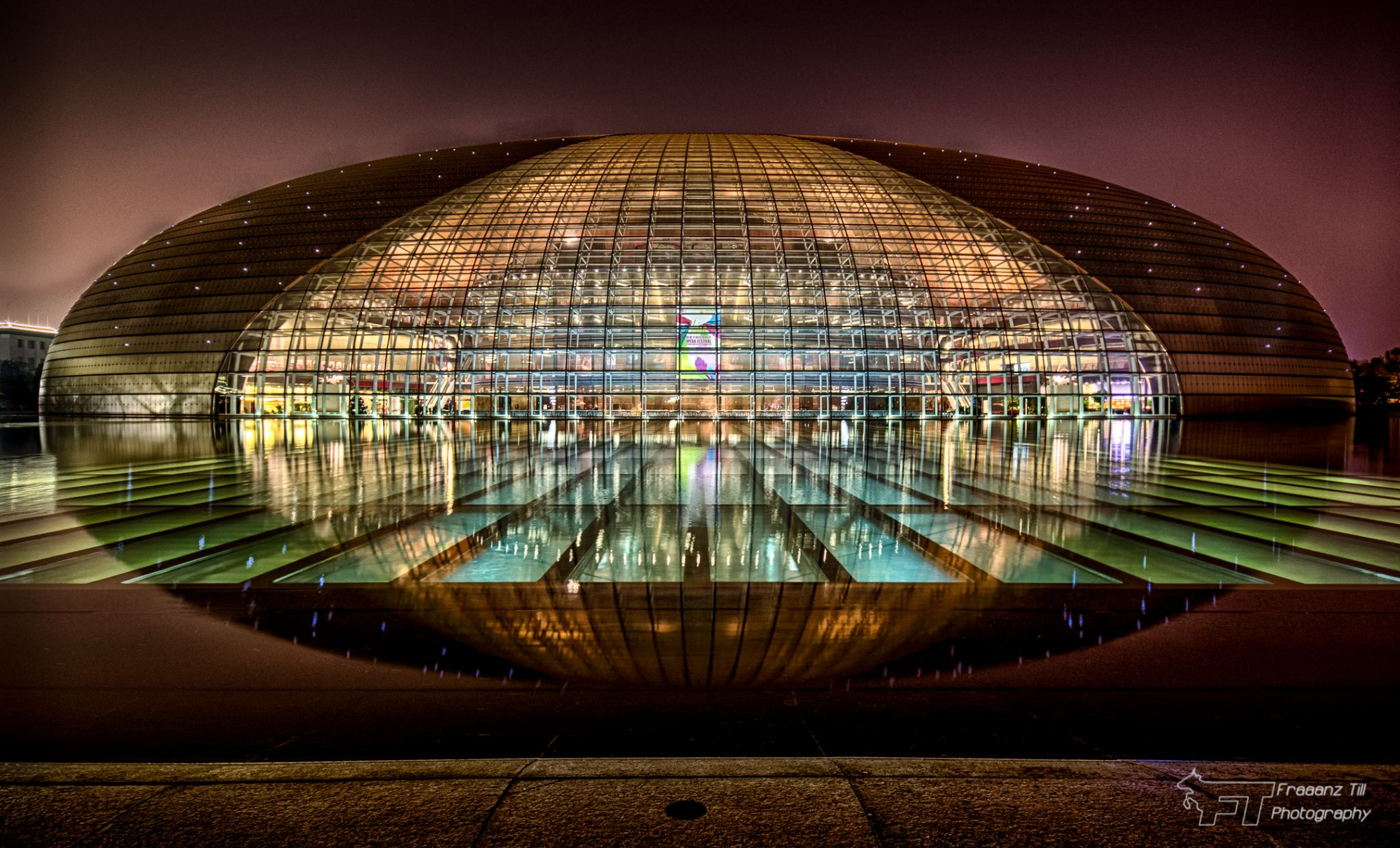 Beijing National Center of Performing Arts, China