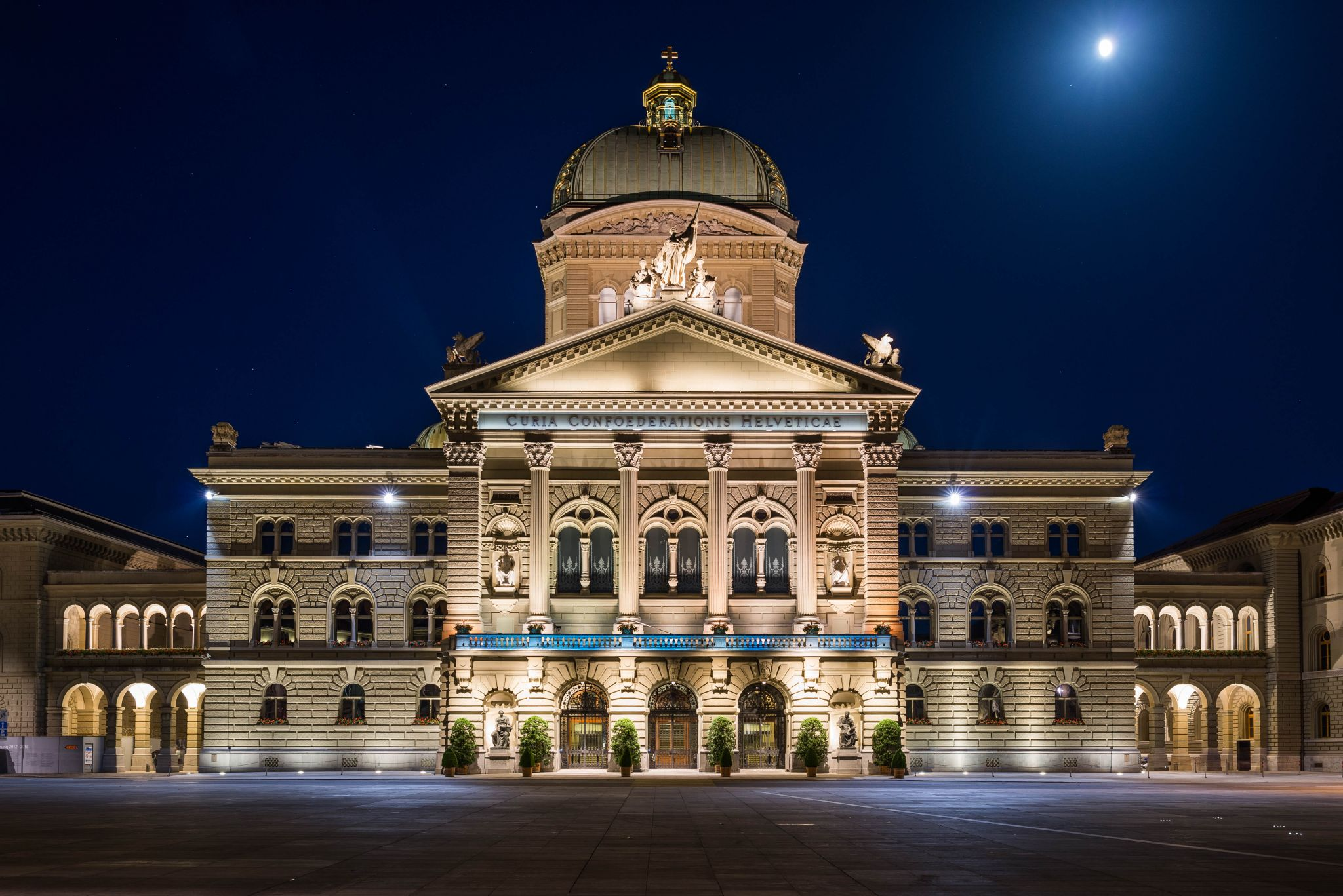 Bundeshaus, Switzerland