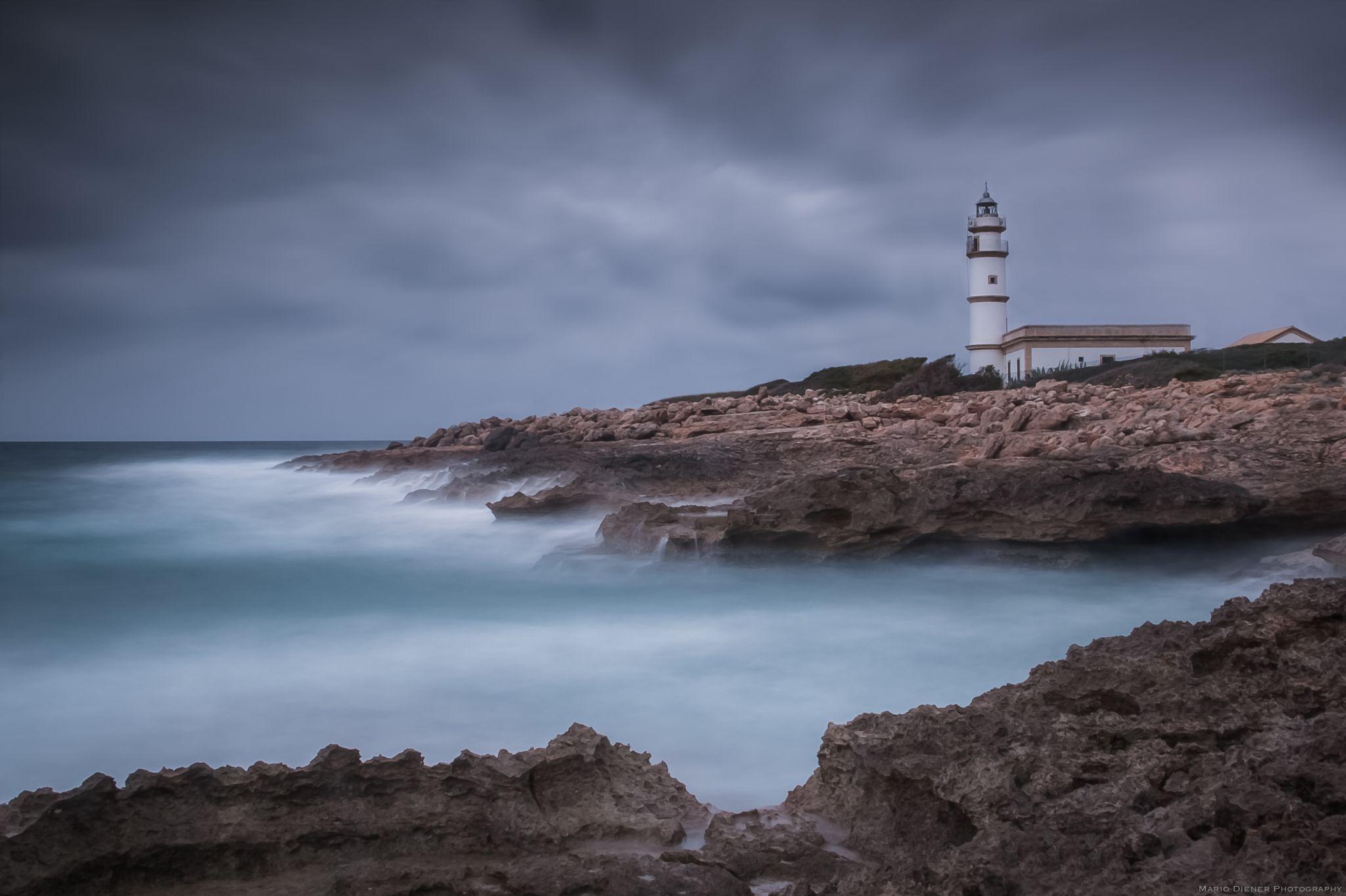 Cap Ses Salines, Spain